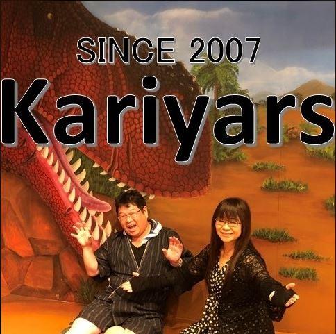 Kariyars - カリヤーズ