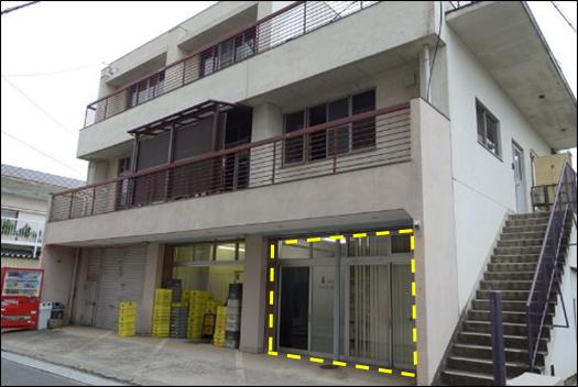 刈谷市広小路の貸事務所